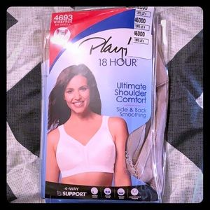 Playtex 18 Hour Bra 46DDD